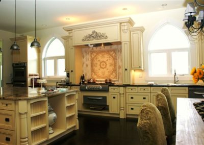 East Selkirk Bed & Breakfast Kitchen